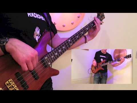 Incubus - Circles (Bass Cover) HD