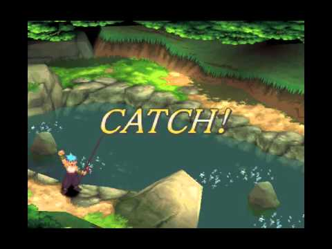 Let's Play Breath Of Fire 4 - #49: The Ultimate Fishing Guide