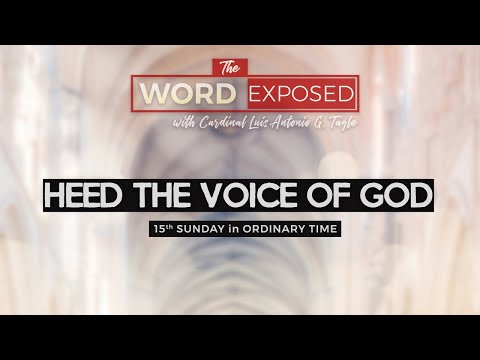 The Word Exposed - July 14, 2019 (Full Episode)