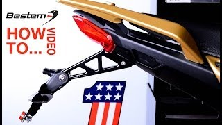 Bestem How To Videos: Evotech Tail Tidy Installation for Ducati Multistarda 1200