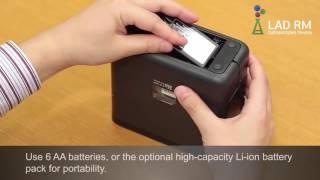 BROTHER P-Touch PT P750W — профессиональная печать наклеек в вашем офисе.(, 2017-06-10T12:38:44.000Z)