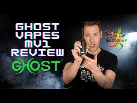 Ghost Vapes MV1 Unboxing | GoStoner Reviews