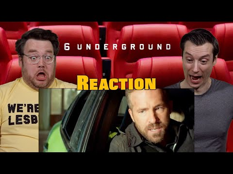 6 Underground – 'Visit Italy' Trailer Reaction
