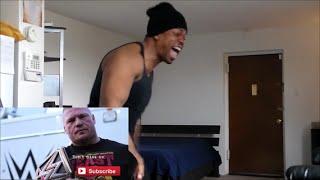 Brutal WWE Moves On Girls - THE REVENGE!  REACTION!!!