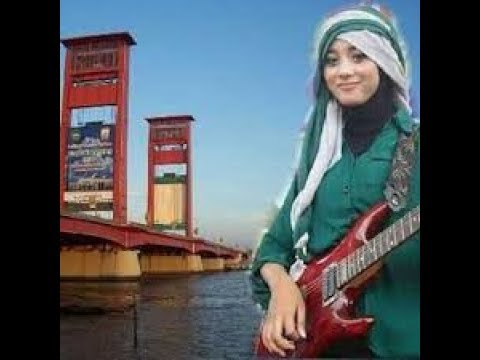 kangen Aneedya nge-Drum - Birunya Cinta - Qasima Live Peform