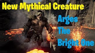 Assassin's Creed Odyssey New Mythical Creature - Argis The Bright One