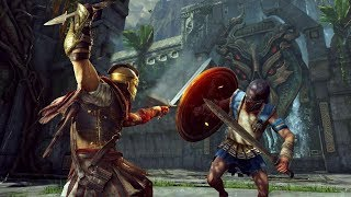 Review Game I Gladiator fighting mission 4 7 -  best android games