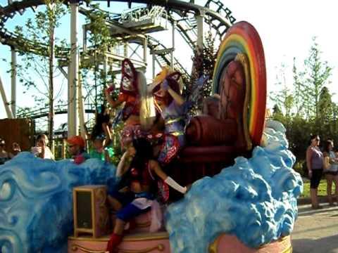 Stefania Magic Parade al Rainbow Magic Land - 9 Luglio 2011