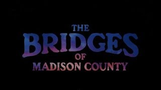 Bridges of Madison County 3D Rendering