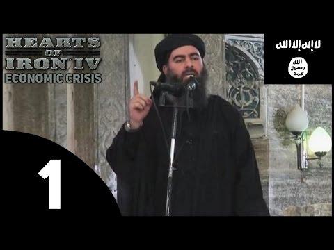 ИГИЛ [1] Hearts of Iron IV: Economic Crisis 2015
