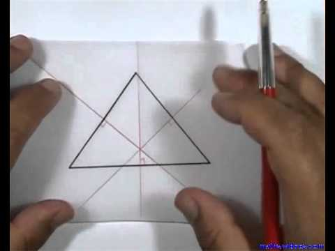 triangles (5ème) - archive -