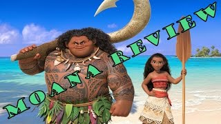 Moana review; One of the Best Disney Movies in Years