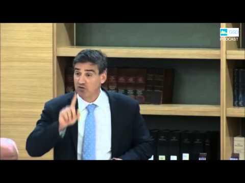 Daniel Feetham LNG Speech