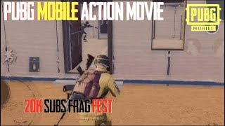 PUBG MOBILE ACTION MOVIE   Thanks for Being Awesome Humans love Bushka