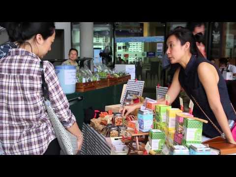 [Almonds&Raisins] Bangkok Farmers market @Vue Ep.1
