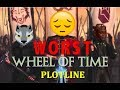 The Wheel of Time's Worst Plot Line