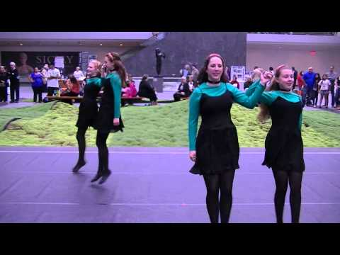 Rocky Road to Dublin Irish Dance