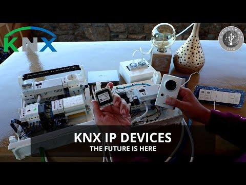 KNX IP Devices - KNX IOT