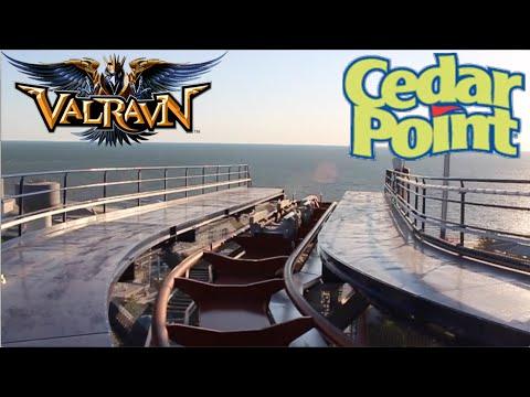 Sunrise Thrills VIP Tour at Cedar Point with Valravn