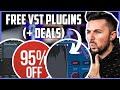 BEST FREE VST PLUGINS 2021 + Deals & Sales Ableton 11, FL Studio, Logic Pro x