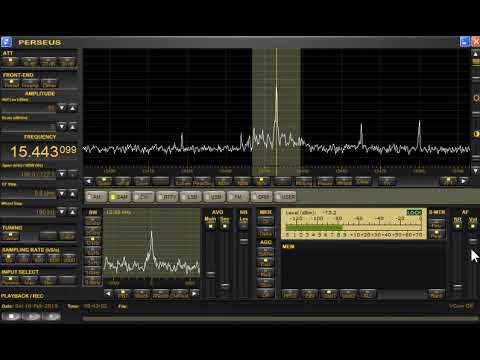 15443kHz Radio Kuwait (Kuwait Radio One 89.5 relay)