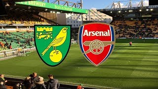 Norwich vs Arsenal | Freddie Ljungberg Takes Charge! | Live Preview