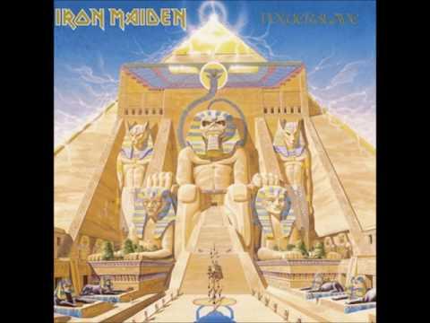 Iron Maiden - Powerslave (1984) Full Album HQ