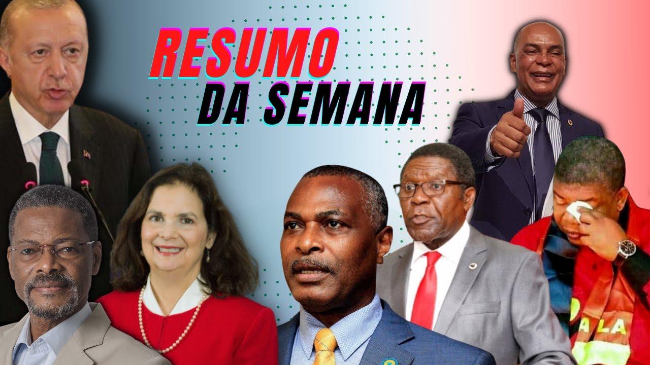 O que aconteceu em angola nos últimos dias resumo da semana samakuva rejeita  entrevista da tpa