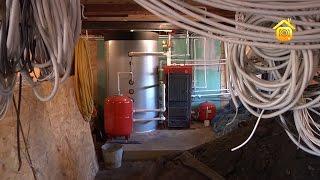 Отопление в умном загородном доме // FORUMHOUSE