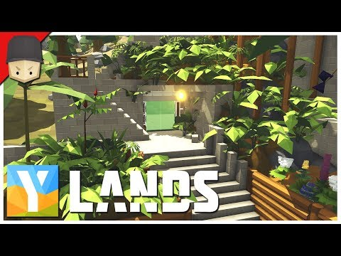 YLANDS - FORCE FIELD! : Ep.29 (Survival/Crafting/Exploration/Sandbox Game)