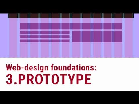 Основы веб дизайна #3 - Прототипирование (Prototype - Photoshop, Muse, Axure, Online services)