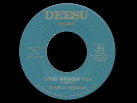 Maurice Williams - Being Without You