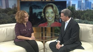 Brenda Wood talks about Atlanta news anchor Amanda Davis