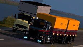 Pack de Reboques Top D+ ||| Euro Truck 2 !!! Ets2 1.28
