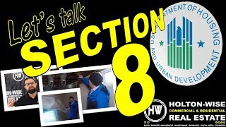 Working with Section 8 - Inspection process & best practices; 19201 Raymond & 2997 Nursery