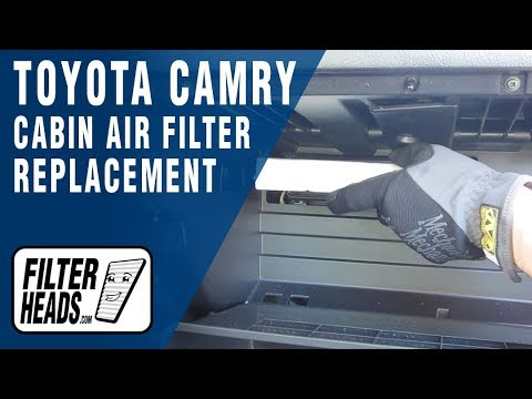 Cabin air filter replacement lexus es350 youtube autos post for 2015 lexus rx 350 cabin air filter