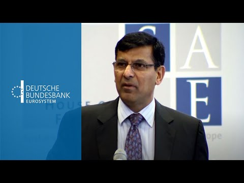 Lecture by Raghuram Rajan: Rules of the Game in the Global Financial System