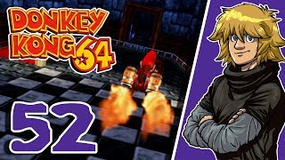 Let's Replay Live Donkey Kong 64 [German][#52] - Kunst und Tanz!