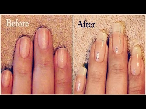 How To Make Nails Stronger And Grow Faster