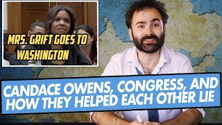 Candace Owens, Congress, and How They Helped Each Other Lie - …