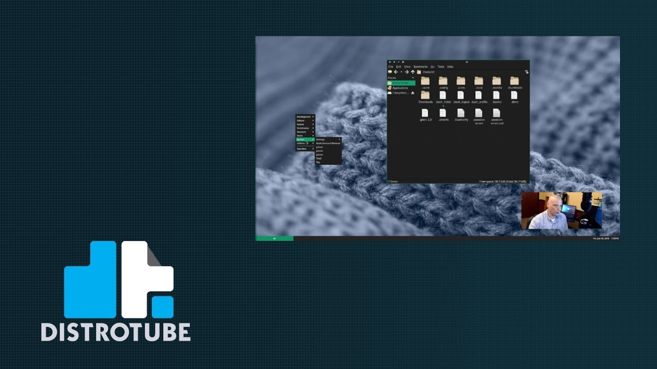 Installing and Configuring Openbox in Arch Linux