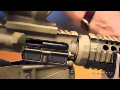 AR-15/M4 Firearm Maintenance: Part 2 Cleaning