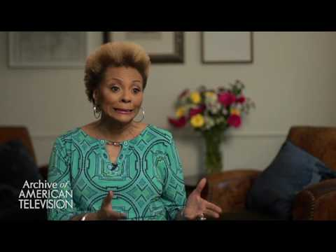 "Leslie Uggams on being on ""Sing Along with Mitch"" - EMMYTVLEGENDS.ORG"