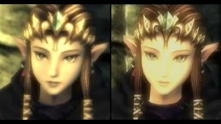 Twilight Princess HD (Wii U vs Wii) & Some GameCube!!