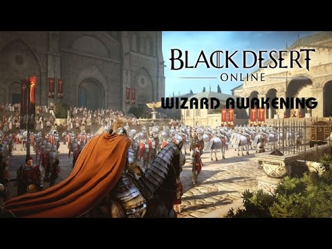 Black Desert Awakening Wizard