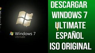 Descargar Windows 7 ultimate SP1 Full Español 32/64 Bits ISO ORIGINAL| ChArLiE
