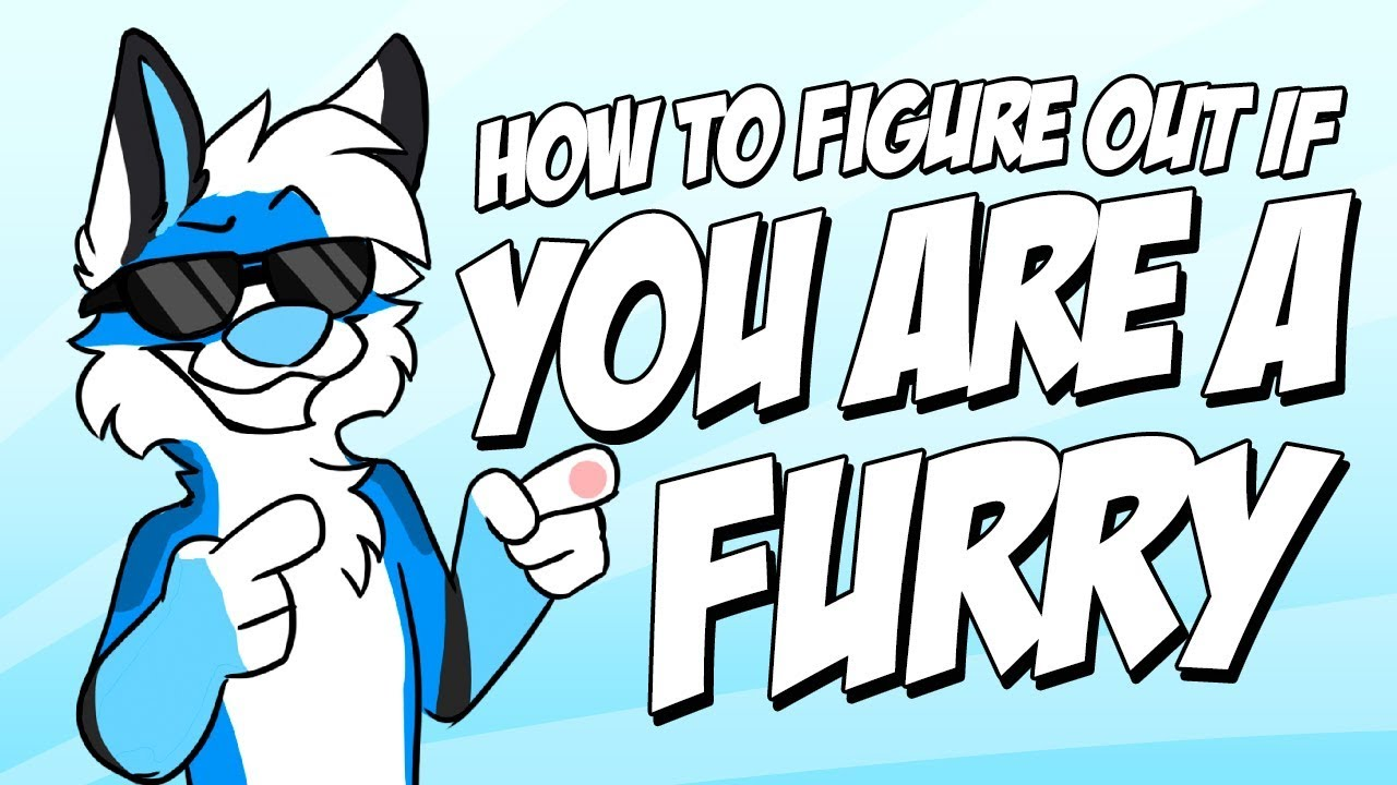How to figure out if you are a Furry