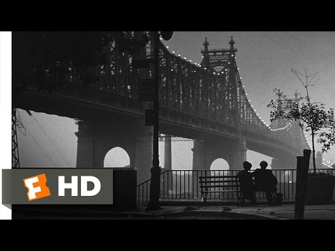Manhattan (3/10) Movie CLIP - The Queensboro Bridge (1979) H