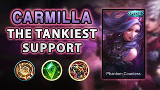 The Tankiest Support In The Game   Mobile Legends screenshot 5