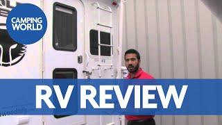 2016 Wolf Creek 850 | Truck Camper - RV Review